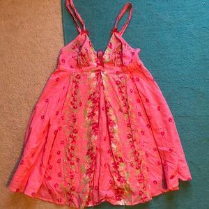 Betsy Johnson intimates dress.